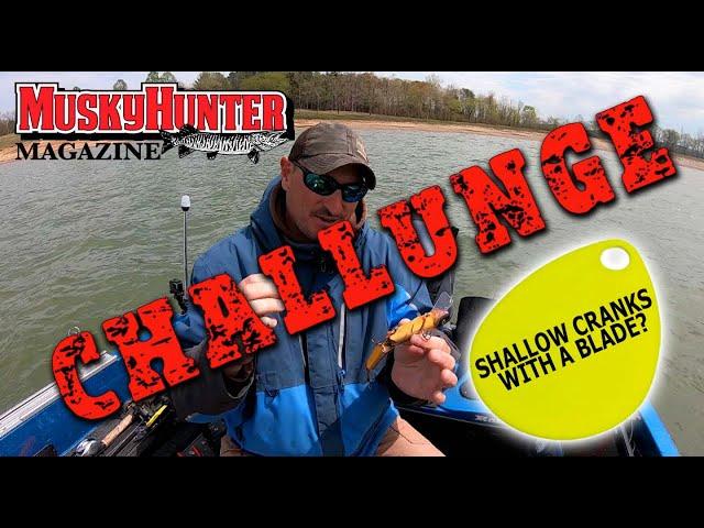 Musky Hunter Magazine Challunge S1E2