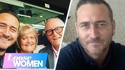 Will Mellor Speaks About Losing His Dad to Encourage Men to Talk About Mental Health | Loose Women