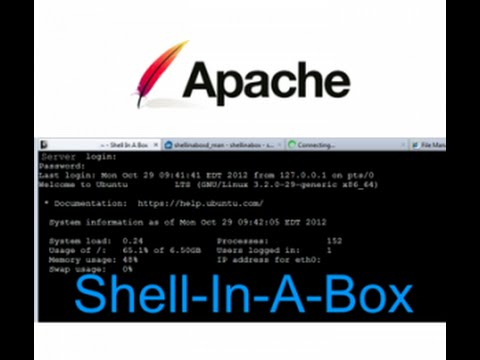 """Shell In A Box"" 
