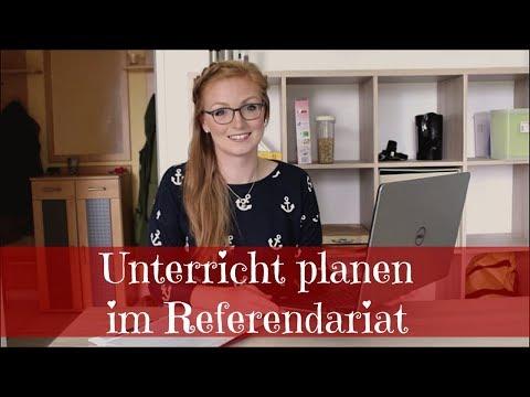 Erste Unterrichtsplanung Im Referendariat | Step By Step!