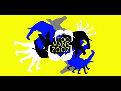 Too Many Zooz F Note full EP (2014)