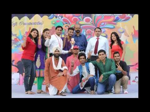 Malwa college winning performance IT and CS Department Video