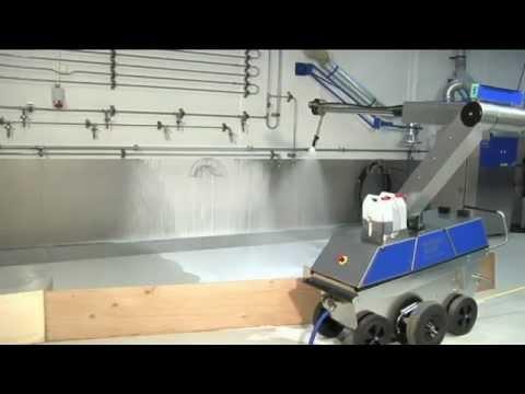Alto Nettoyeur Tr S Haute Pression Multicleaner 7 Robot Lavage Youtube