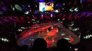 Canadiens de montreal vs Golden knight 10.11.18