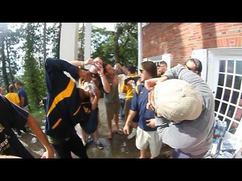Shmacked I Am: West Virginia University - LSU Gameday (2011)