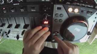 Tutorial DJ: effetti del mixer Behringer DJX900/DJX750/DJX700..