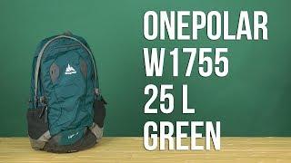 Розпакування Onepolar W1755 25 л Green