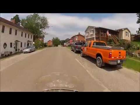Old Washington Ohio Motorcycle Riding Tour Guernsey County Fair Grounds