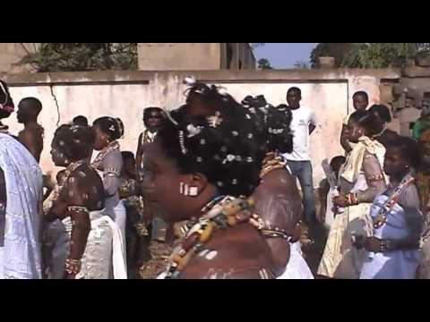 Voodoo Cérémonie EPE-EKPE Agbodrafo / Togo