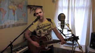 Pat McIntyre - Pumped up Kicks   acoustic Foster the People cover with loop pedal