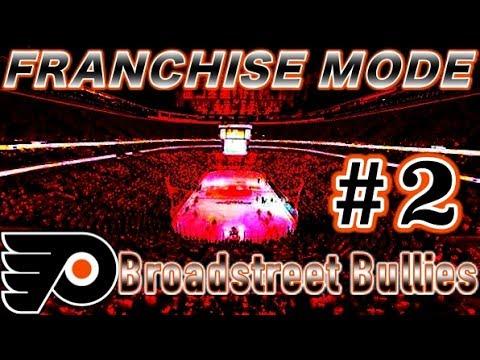 "NHL 17 Franchise | Philadelphia ep. 2 ""Trading Dead Weight"""