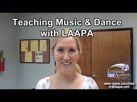 Music Teacher Jobs | Dance Teacher Jobs | New Orleans, Mandeville, Covington