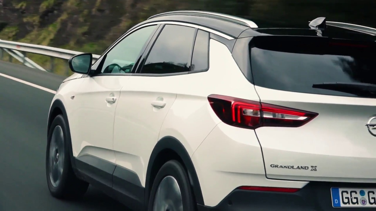opel grandland x ultimate in pearl white country driving. Black Bedroom Furniture Sets. Home Design Ideas