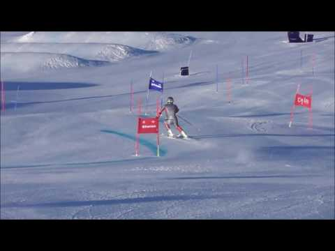Ligety GS Round Hill , August 23, 2016