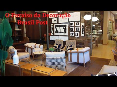 BRASIL POST Móveis e Decoração luxuosa para casa e jardim/O Paraíso da Decoração/A Perua Chegoou!!