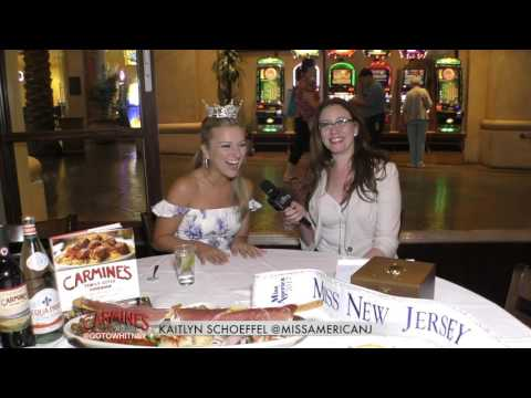 Miss New Jersey Kaitlyn Schoeffel Talks Miss America & Winning Price is Right at Carmine's