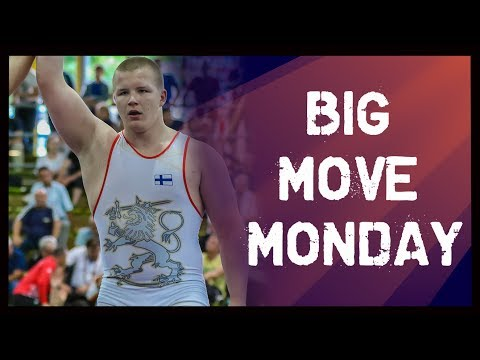 Big Move Monday -- MAEENPAEAE K. (FIN) -- 2017 Junior European C'ships