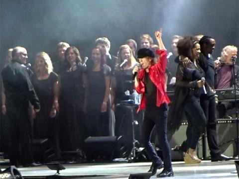 Rolling Stones - Zip Code Tour - 2015 - Comerica Park - Detroit - You Can