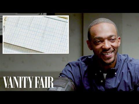 Anthony Mackie Takes a Lie Detector Test   Vanity Fair