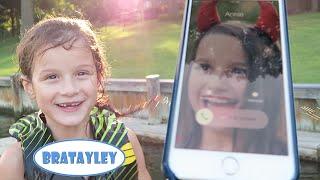 Annie Calls From Camp! (WK 236.7) | Bratayley