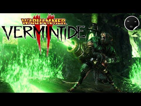 Warhammer Vermintide 2 Прохождение Кооп #1 | Крысюки - Обзор и Первые Впечатления
