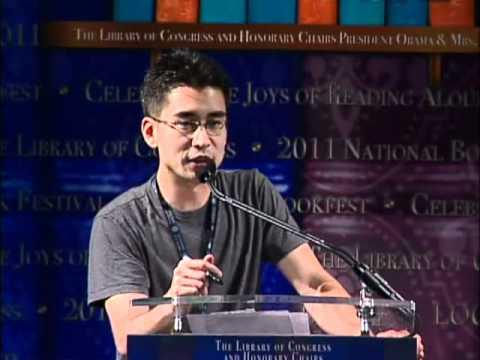 Kazu Kibuishi 2011 National Book Festival Youtube