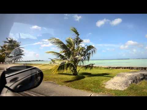 Strolling around Hagåtña, Guam