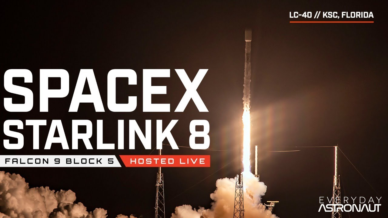 SpaceX launches 58 more Starlink satellites and 3 Planet Skysats ...