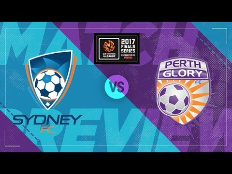 A-League Football Match Day Experience | Sydney FC vs Perth Glory Semi-Final 1
