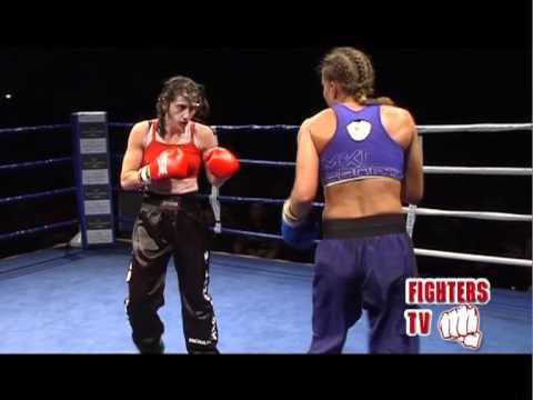 FEDERICA BOZZURRA vs TONJE SORLIE- 2 p FightersTv #RING – sport da combattimento -