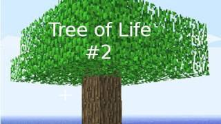 Minecraft - The Tree of Life Custom Map Part 2: Dungeons, Spiders, And Zombies