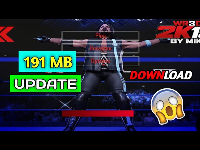 How to Download WR3D 2K19 by Mike on Android Мир Андроид