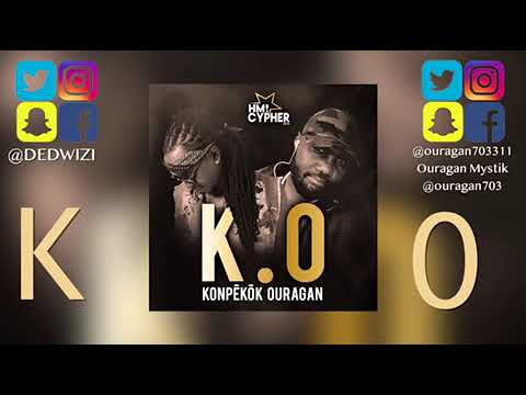 K.O - by Ded kra-z & Ouragan HMI Cypher-2018