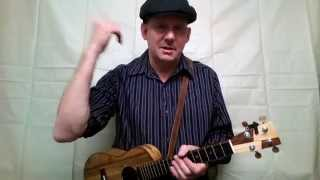 MUJ:  Workin At The Car Wash Blues - Jim Croce (ukulele tutorial)