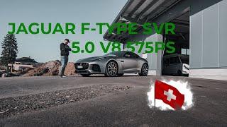 Jaguar F Type SVR 5.0 V8 Kompressor 575PS | Review