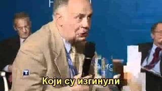 Ambasador Rusije Aleksandar Konuzin - Ima li ovde Srba???