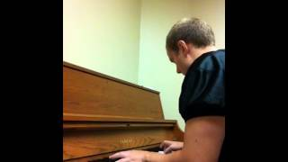 "Wrestling Piano Themes - ""The Time is Now"" (John Cena WWE Theme)"
