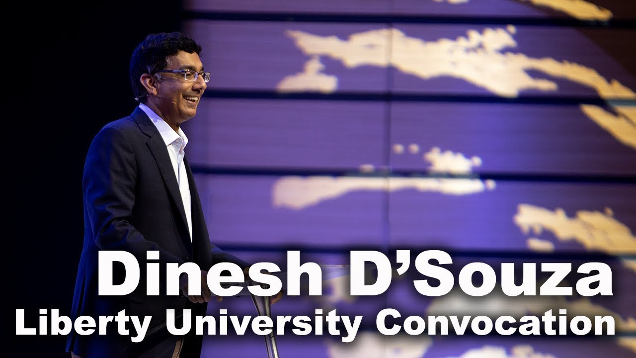 Dinesh D'souza – Liberty University Convocation