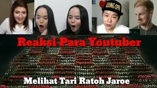 Download Video Reaksi Para YouTuber Melihat Tari Ratoh Jaroe di Pembukaan Asian Games 2018 MP3 3GP MP4