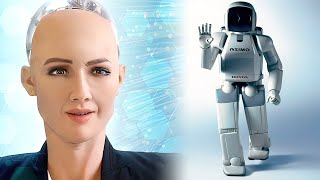 The 10 Most Advanced HUMANOID ROBOTS In The World
