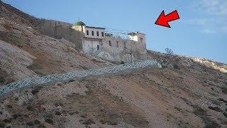 Di Gunung inilah Habil dibunuh oleh Qobil