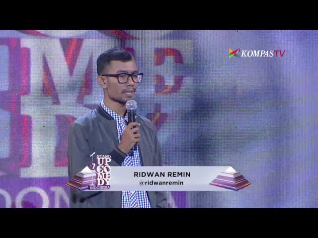 Ridwan Remin: Young Lex - SUCI 7