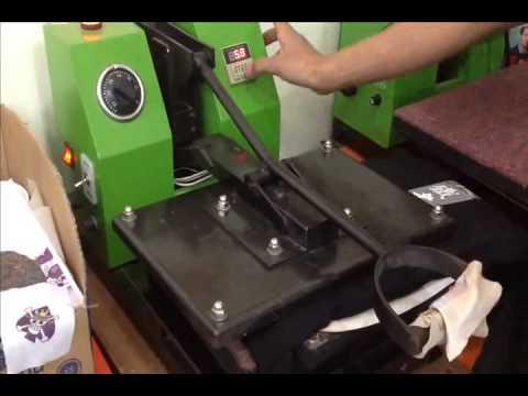 Cara Slon Kaos Digital Menggunakan Mesin Cutting Sticker