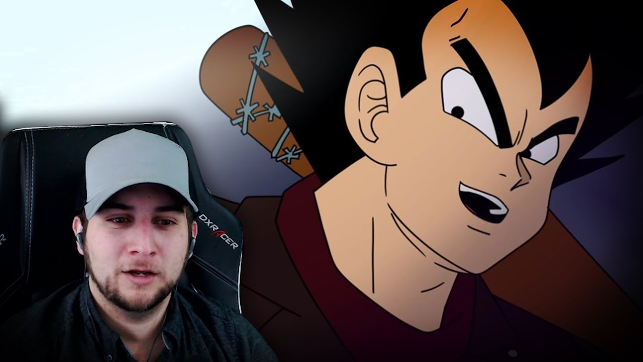 "Download Watch out for Mr Vitamin D!! - Kaggy Reacts to Vegeta is ""VEGAN"" (DBZ Pardody)"
