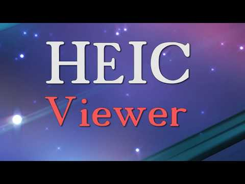 The First HEIC Viewer to View HEIC Files on Windows PC