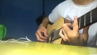 Tình ca du mục - guitar solo
