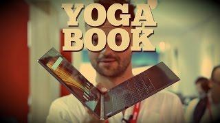YogaBook самый смелый гаджет осени