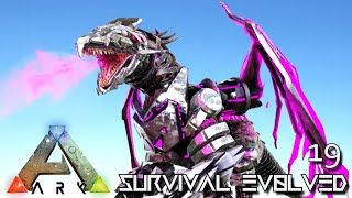 ARK: SURVIVAL EVOLVED — CELESTIAL INDOMINUS REX EMPEROR