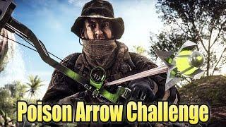 Poison Arrow Challenge - Battlefield 4