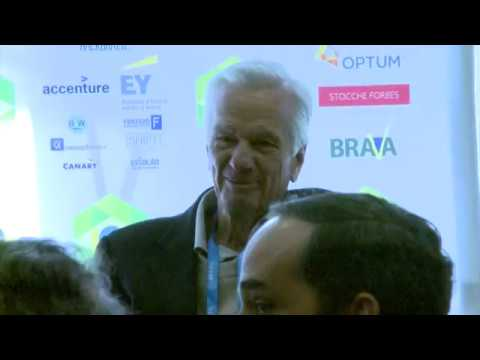 Brazil Conference at Harvard & MIT 2018  Jorge Paulo Lemann and Ray Dalio